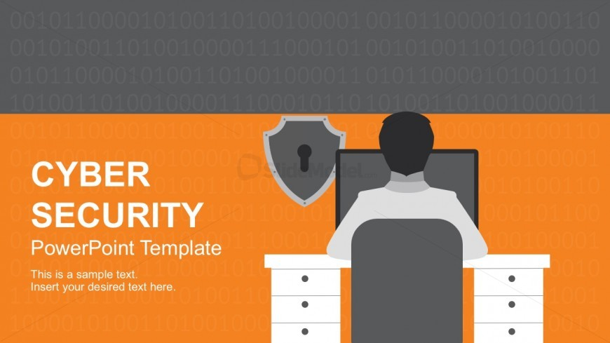 Cyber Security PowerPoint Templates