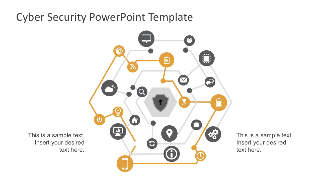 Computer Network PowerPoint Diagrams