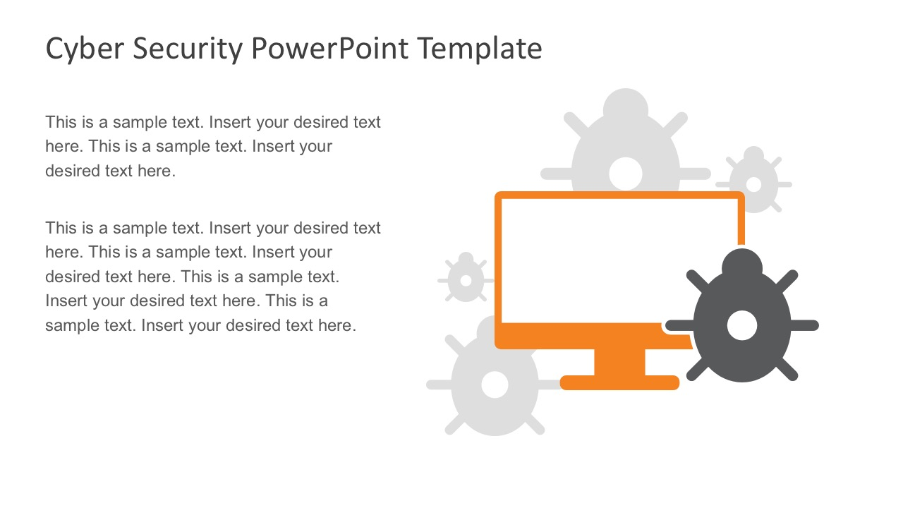 Cyber Security Template Presentations
