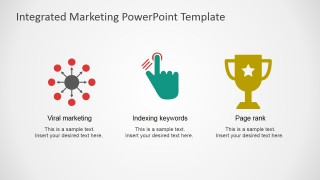 PowerPoint Clipart Featuring Viral, Indexing and Pagerank