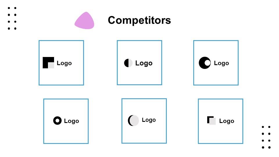 Business Presentation Competitors Information