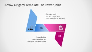 Arrow Vectors And Illustration In PowerPoint Template