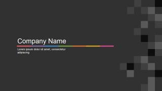Editable PowerPoint Deck Template