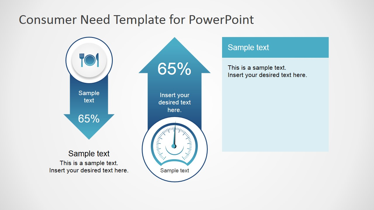 Consumer needs powerpoint template slidemodel customer value proposition template toneelgroepblik Gallery