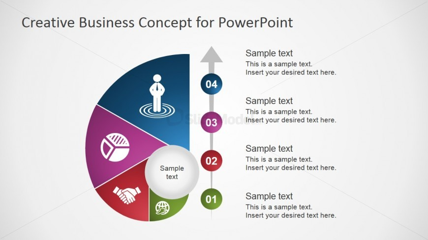 Creative business powerpoint templates slidemodel business case study template wajeb Image collections