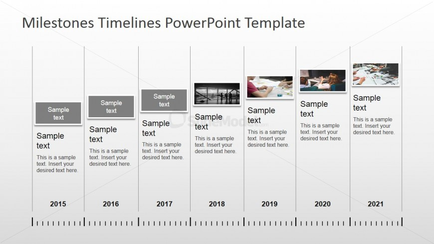 PowerPoint Timeline with Photos