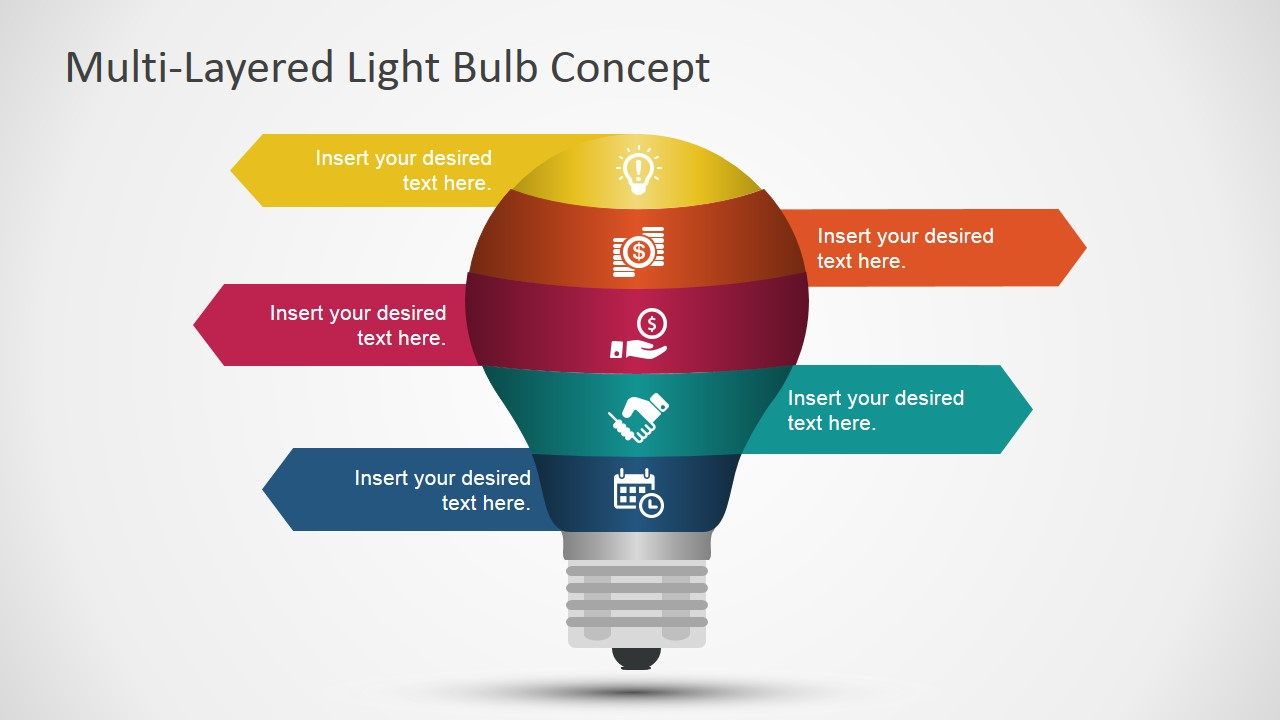 light bulb templates and shapes for powerpoint presentations rh slidemodel com PowerPoint Charts and Diagrams PowerPoint Transitions