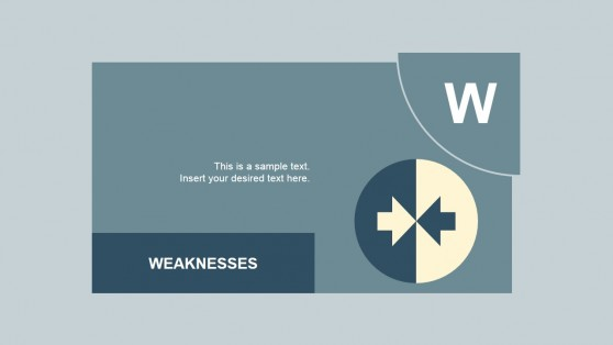 PowerPoint SWOT Template