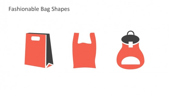 Retail Bags For PowerPoint Templates