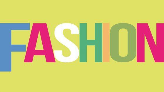 Bold Colorful Fashion Slide