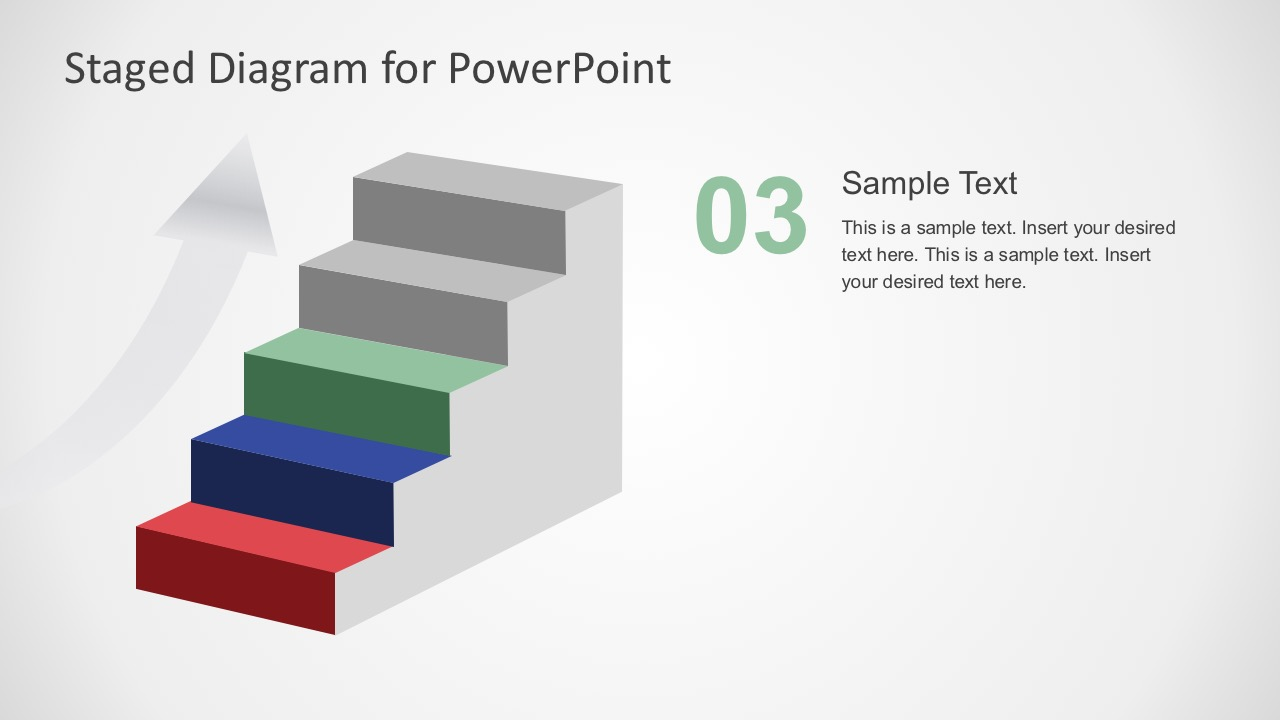 5 Step Stage Diagram Templates