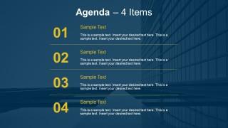 Meeting Agenda Slides For PowerPoint Presentations