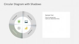 Segmented Diagram Business PowerPoint Templates