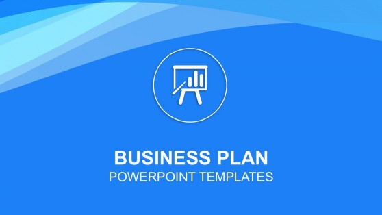 Pre-Made Business Plan Report PowerPoint