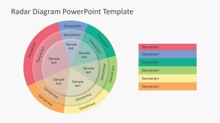 Radar Chart PowerPoint Templates