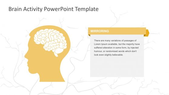 Brain Mirroring Infographic PowerPoint