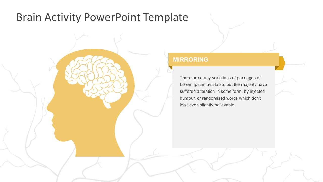 The Science of Storytelling PowerPoint