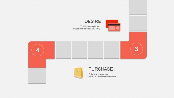 Clothing Market Desire Template For PowerPoint