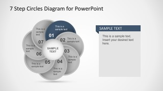 7 Steps Business Process PowerPoint Templates