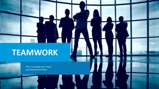 Effective Team Collaboration Slide Designs