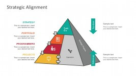 Business Strategic Allignment Model PowerPoint