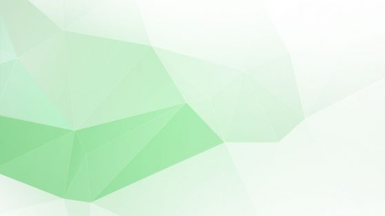 Green Low Poly in PowerPoint