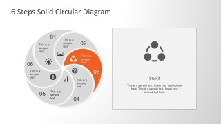 Cycle Process Diagrams PowerPoint Template