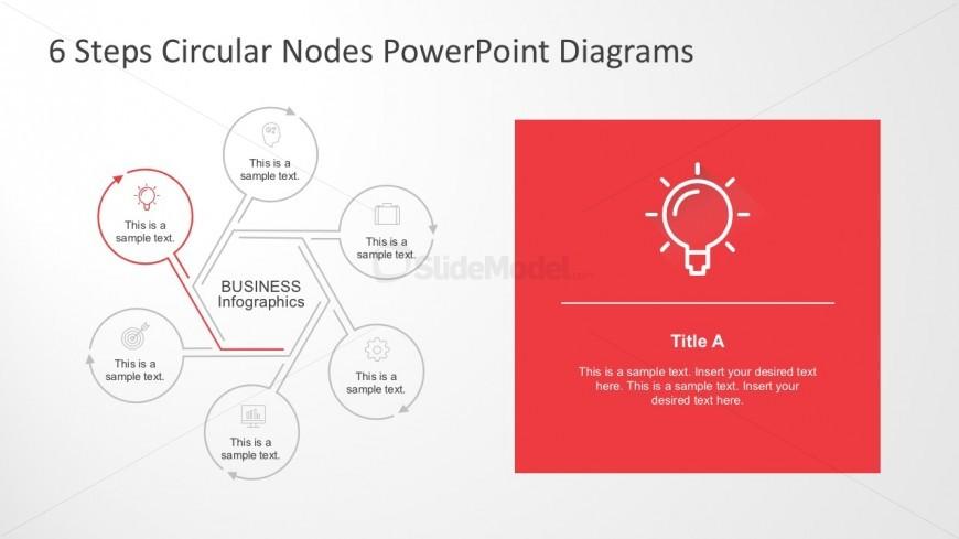 Creative Nodes Diagrams PowerPoint Presentation