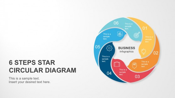 Star Chart Powerpoint Templates