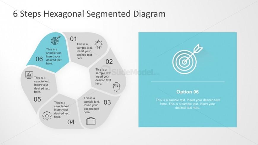 Flat Graphics PowerPoint Vectors Business Template