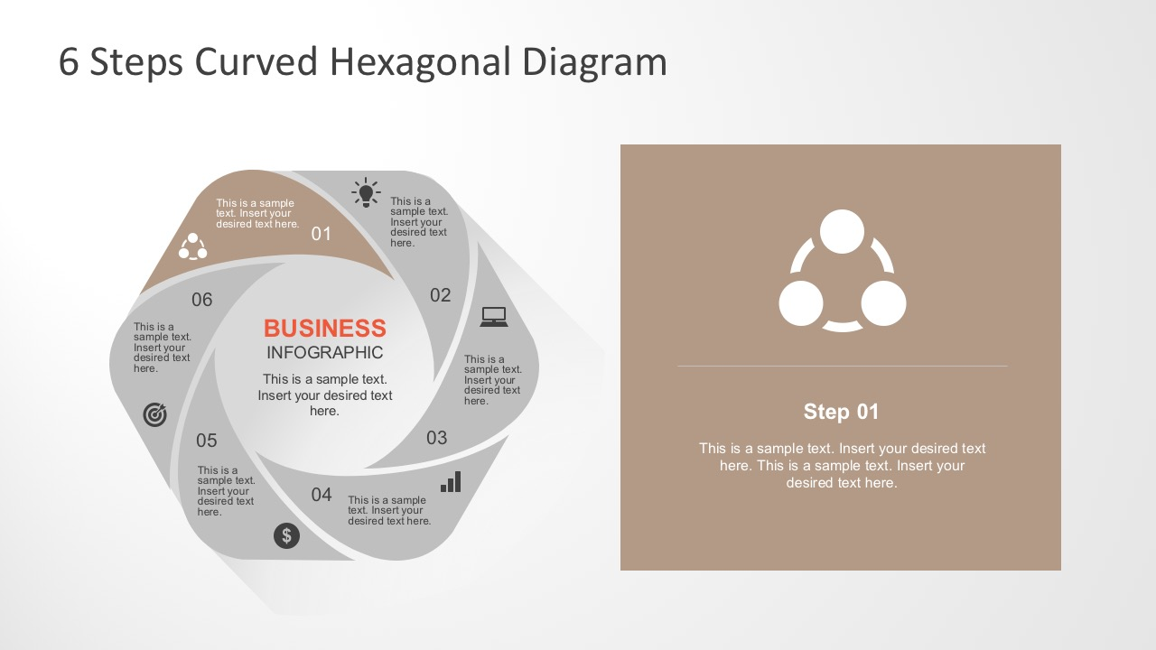 Editable Infographic Diagrams with PowerPoint Icons