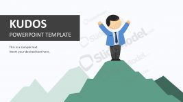 Kudos PowerPoint Template