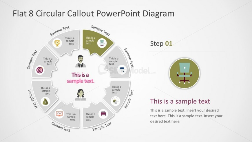 Callout PowerPoint Diagrams Infographics