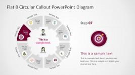 Circular Multipurpose PowerPoint Templates