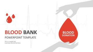 Blood Donation PowerPoint Cover