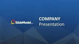 Company Slides Deck Business PowerPoint