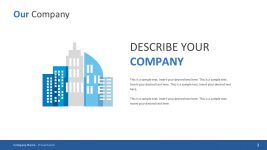 Company Background PowerPoint Template