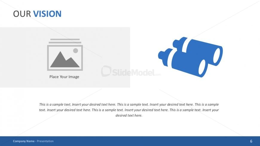 Replaceable Picture Placeholders PowerPoint