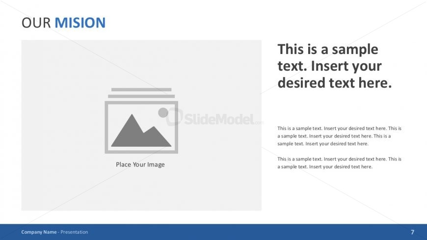 Picture Slides PowerPoint Vectors for Business