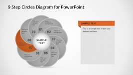 Circle Charts Template Slides For PowerPoint