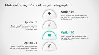 Infographic Badges Templates For PowerPoint