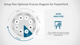 Circular Process Powerpoint Presentation Diagrams