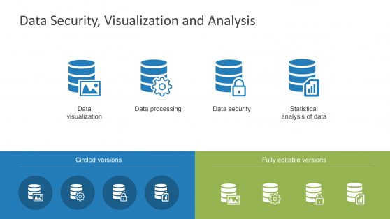 Data Analytics Icons for PowerPoint