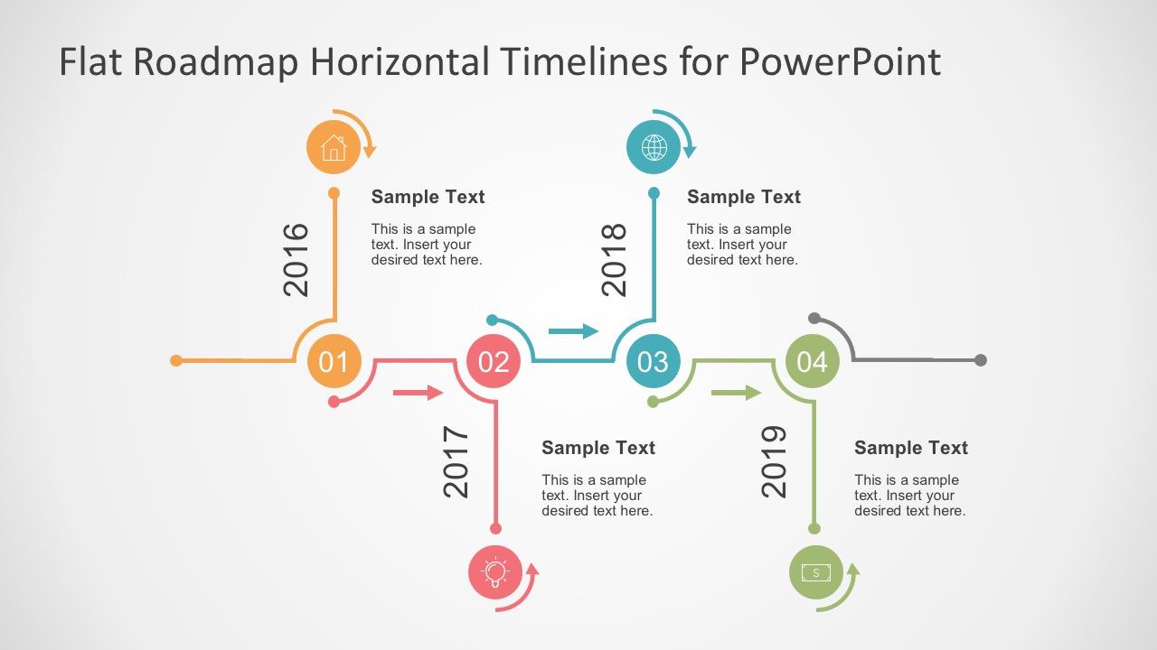 Project Management Timeline PowerPoint