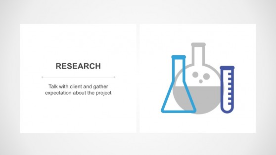 Project Research Design Template for PowerPoint
