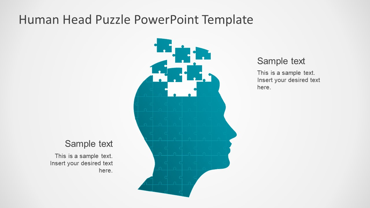 Editable Puzzle Pieces in PowerPoint