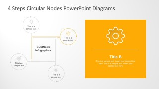 PowerPoint Circular Nodal Diagrams with Icons