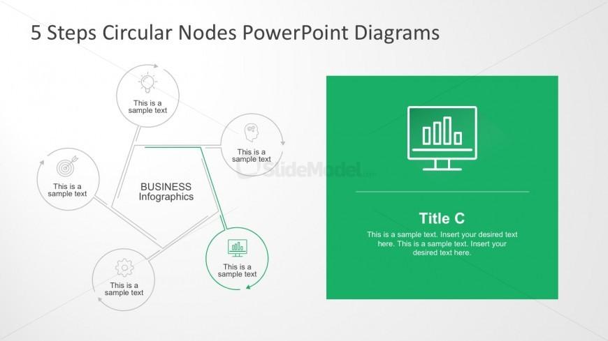 Process Templates Business Infographics