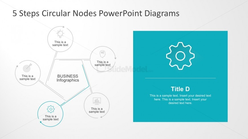 Business Infographics PowerPoint Icons and Clip arts