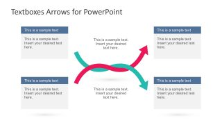 Textboxes and Arrows for PowerPoint